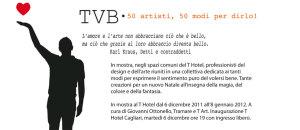 TVB | TVB, 50 artisti, 50 modi per dirlo!